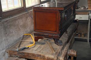 Oficina de restauro de mobiliario